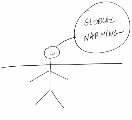 This Is How I Feel About Global Warming
