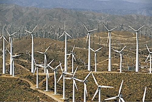 Yann Arthus-Bertrand - Windmills